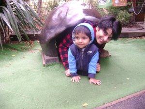 Sid & Me - Turtle..